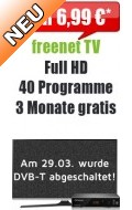 Sonder-Aktion freenet TV