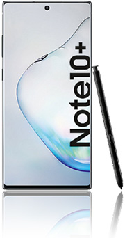 Samsung Galaxy Note 10 Plus mit Vodafone green LTE 10 GB +5 Duo Vertrag! bestellen