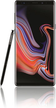 Samsung Galaxy Note 9 mit Vodafone green LTE 8 GB Duo Vertrag! bestellen