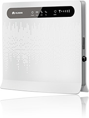 Huawei B593 LTE Router WiFi mit Telekom green Data XL LTE Vertrag! bestellen
