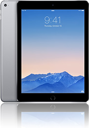 Apple iPad Air 2 16GB WiFi Cellular mit Vodafone Internet-Flat LTE 12.000 +10 Vertrag! bestellen