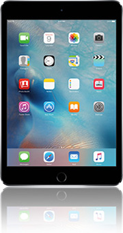 Daten-Aktion iPad mini 4 128GB WiFi LTE