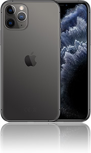 Apple iPhone 11 Pro 256GB mit Telekom green LTE 18 GB +10 Duo Vertrag! bestellen