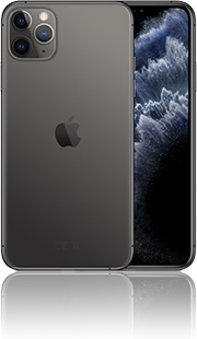 Apple iPhone 11 Pro Max 64GB mit Vodafone green LTE 18 GB +10 Duo Vertrag! bestellen