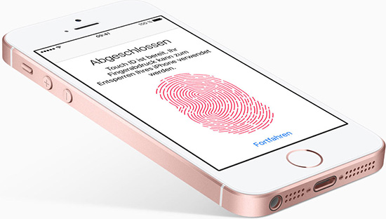 Apple iPhone SE Touch ID