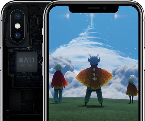 Apple iPhone X A11 Bionic