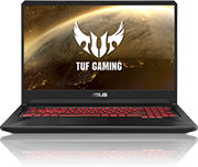 "Notebook 17,3"" TUF Gaming + Samsung E1200 mit Vodafone green LTE 6 GB Duo Vertrag! bestellen"