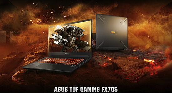 Asus TUF Gaming-Notebook