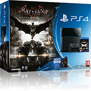 Sony PlayStation 4 Batman: Arkham Knight mit Vodafone comfort Allnet Flat 2 GB Vertrag! bestellen