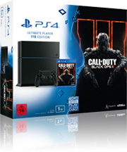 Sony PS4 CoD Black Ops 3