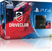 Sony PlayStation 4 DriveClub mit Vodafone Flat light 100 Aktion +10 Vertrag! bestellen
