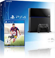 Sony PlayStation 4 FIFA 15 mit Vodafone Flat 4 You Aktion Vertrag! bestellen