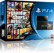 Sony PlayStation 4 GTA V mit Vodafone Flat 4 You Aktion Vertrag! bestellen