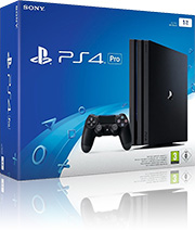 Sony PlayStation 4 Pro mit Vodafone green LTE 10 GB +10 Vertrag! bestellen