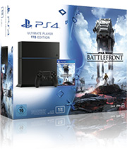Sony PlayStation 4 Star Wars Battlefront mit Vodafone comfort Allnet Flat 4 GB Vertrag! bestellen