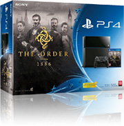 Sony PlayStation 4 The Order: 1886 mit Vodafone comfort Allnet Flat 4 GB Vertrag! bestellen