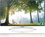 55 3D-LED-TV Samsung