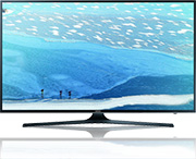 "55"" UHD-TV Samsung UE55KU6079 mit Vodafone Flat 4 You Aktion Duo Vertrag! bestellen"