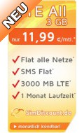 SimDiscount LTE All 2 GB