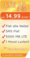SimDiscount LTE All 4 GB