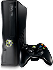 Xbox 360 slim 4GB mit Vodafone Flat light 100 Aktion +10 Vertrag! bestellen