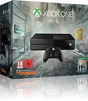 Xbox One 1TB The Division mit Vodafone green LTE 6 GB Vertrag! bestellen