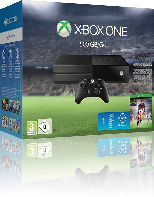 xbox one fifa 16 ohne vertrag f r nur bestellen. Black Bedroom Furniture Sets. Home Design Ideas